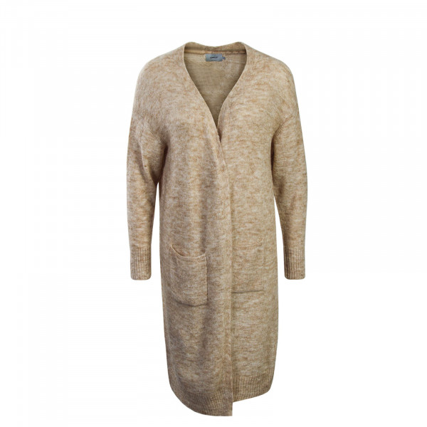 Only Cardigan Long Hanna Sand