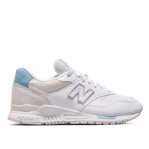 New Balance Wmn WL840 WS White Blue