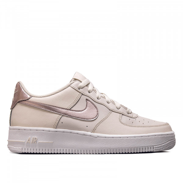 Nike Wmn Air Force 1Beige Bronze