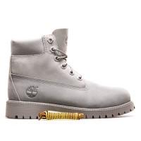 Timberland Wmn Boot 6IN PREM Grey
