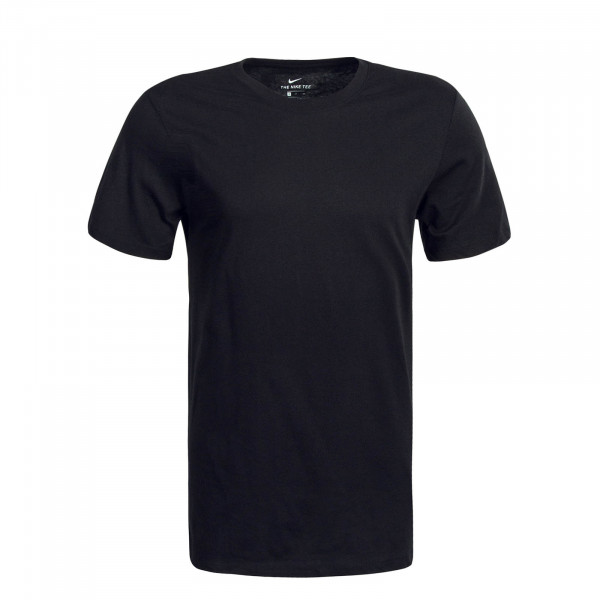 Herren T-Shirt Essential Black