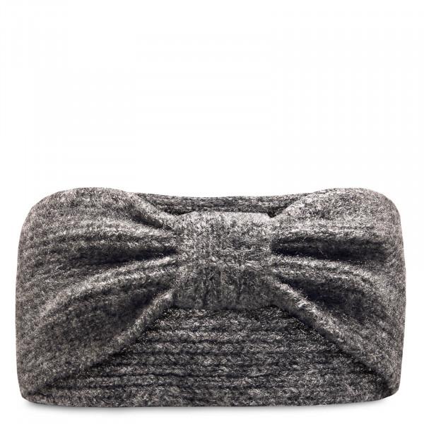 Damen Stirnband Tessi  Dark Grey