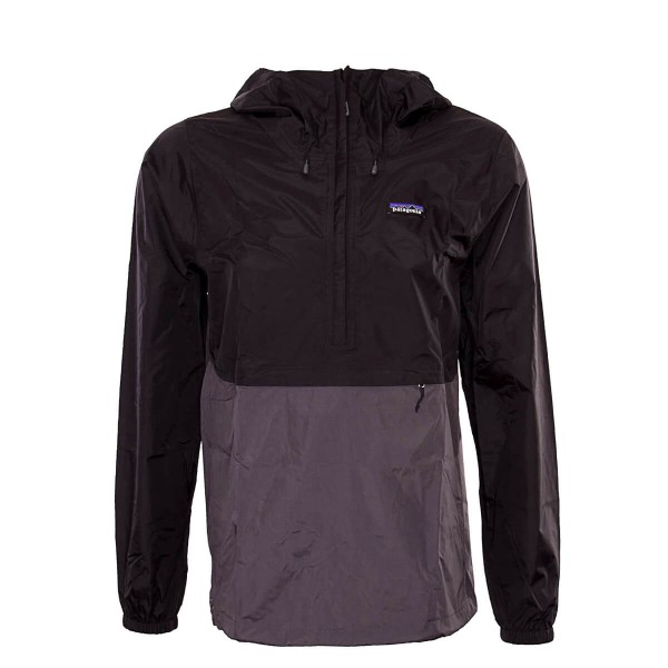 Patagonia Jkt Torrentshell Black Grey