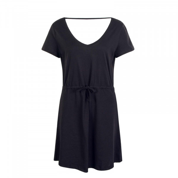 Kleid May Life V-Neck Black
