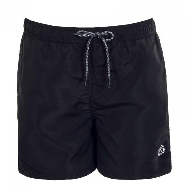 Herren Boardshort - Bali JJ Solid - Black