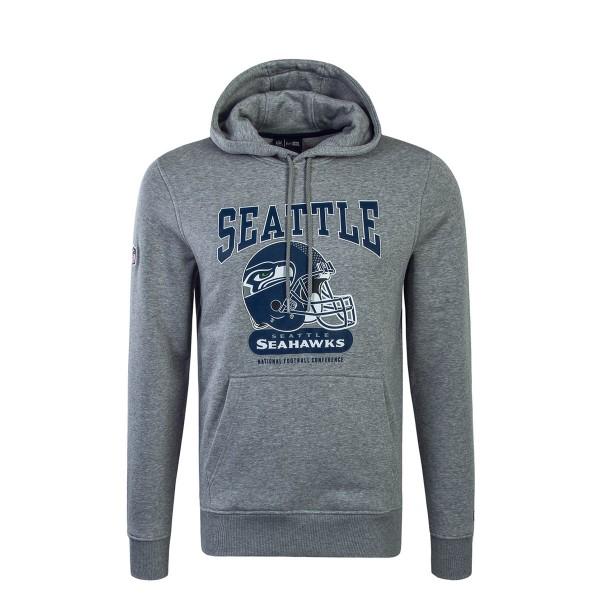 New Era Hoody NFL Seasea Grey Blue