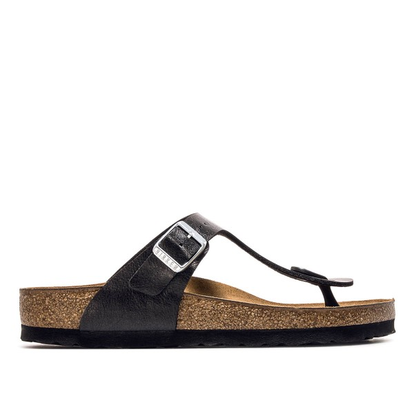 Birkenstock Wmn Gizeh Graceful Licorice