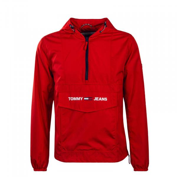 Tommy Breaker Nylon Shell Red