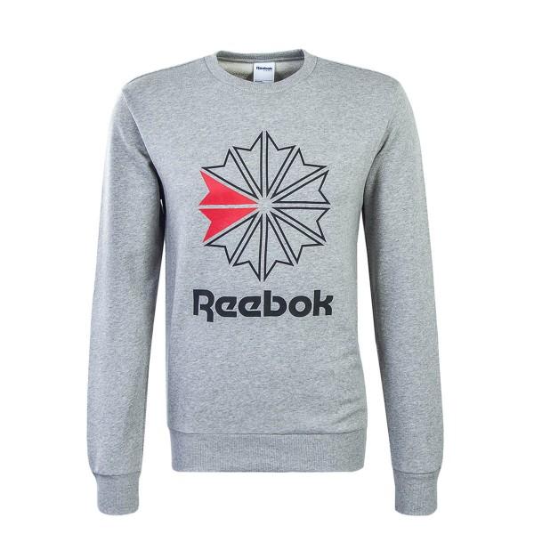Reebok Sweat  AC FT Big Starcrest Grey