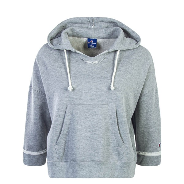 Champion Wmn Hoody 110665 Grey