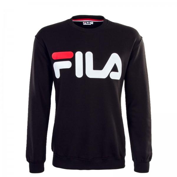 Fila Sweat Classic Logo Black