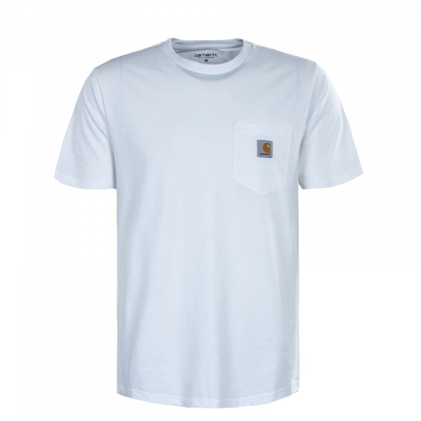 Herren T-Shirt - Pocket TS - White