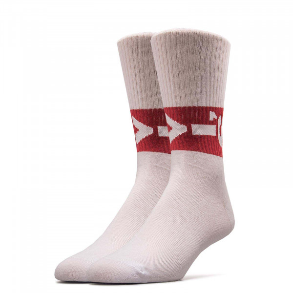 Socken 2er-Pack 168SF Regular White Red