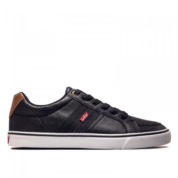 Herren Sneaker Turner Regular Black