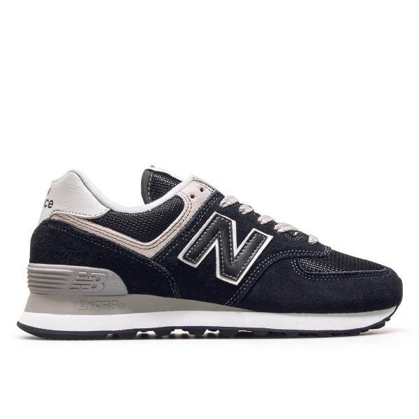 New Balance Wmn WL 574 EB Black Grey