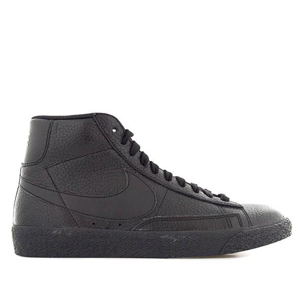 Nike Blazer Mid PRM Black