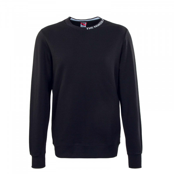 Herren Sweatshirt - Zumu Crew - Black