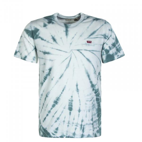 Herren T-Shirt - Original HM Iris Dye - Blue