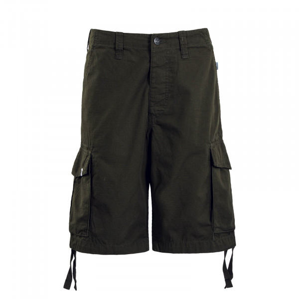 Herren Short New Cargo Forest  Green