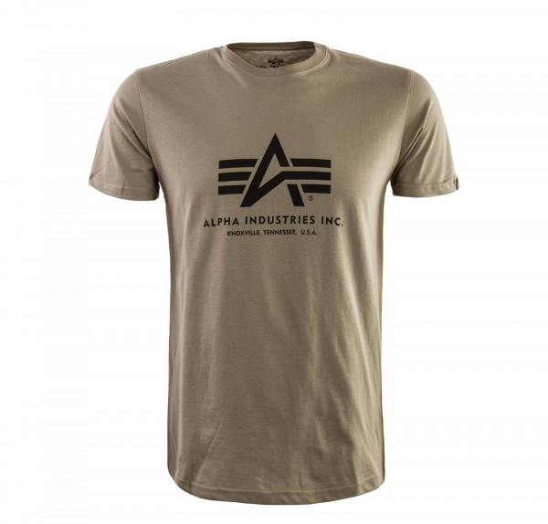 Alpha TS Basic Olive Black