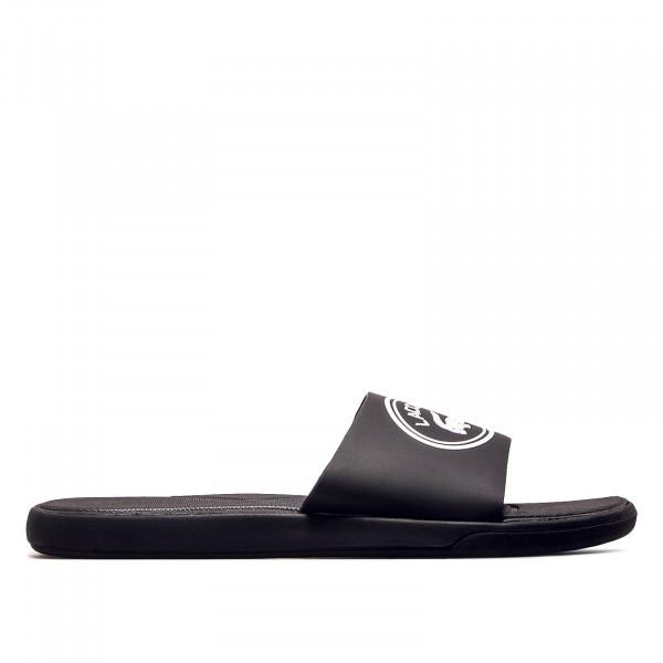 Herren Sandale - L30 119 - Black White