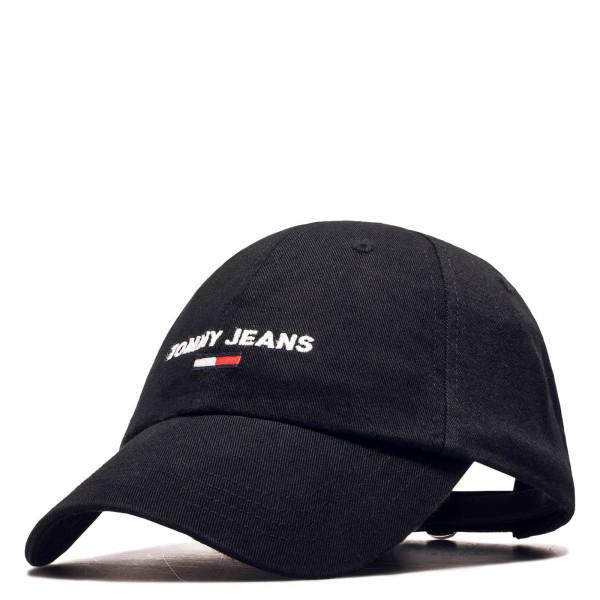 Cap Sport Black