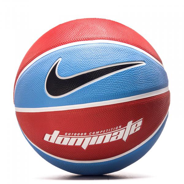 Basketball Dominate Sky Red White