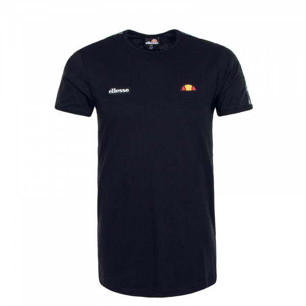 Herren T-Shirt Fedora Black