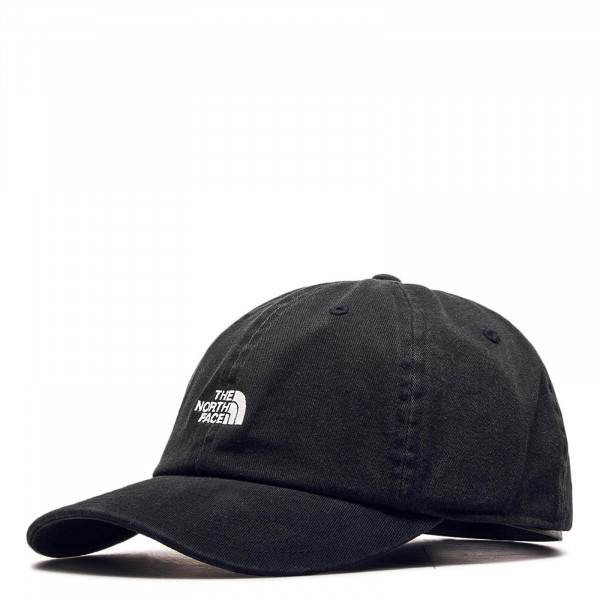 Cap Washed Norm Black