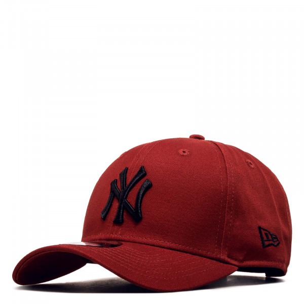 Unisex Cap - League Essential 9 Forty NY - Maroon / Black