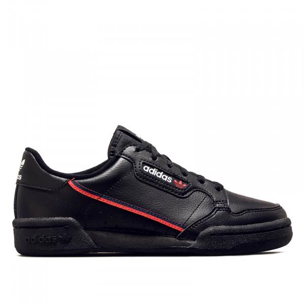 Adidas Wmn Continental 80J Black Red