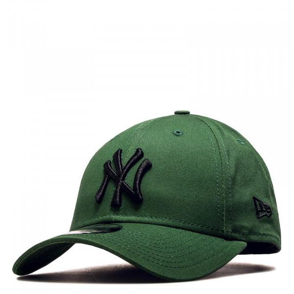 Cap 9 Forty NY Yankees Olive Black