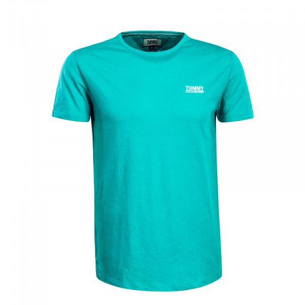 Herren T-Shirt TJM Modern Jaspe Ceramic Green