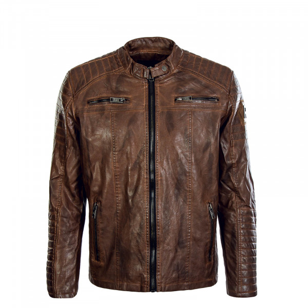 Herren Jacke Pu 6013 Dirty Brown