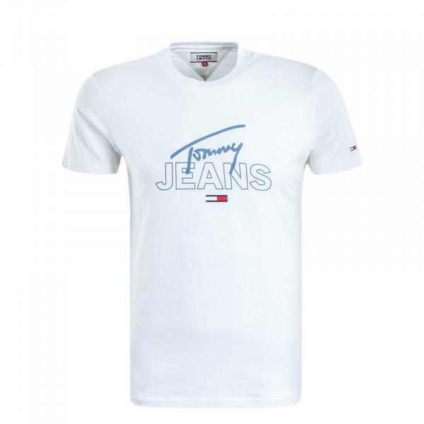 Herren T-Shirt 7011 White Sky