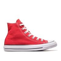 Herren Sneaker Chuck Hi Red