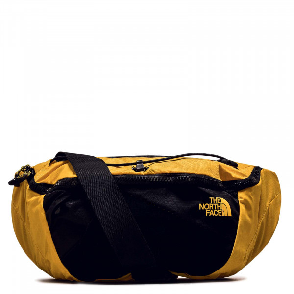 Hip Bag Lumbnical L Yellow Black