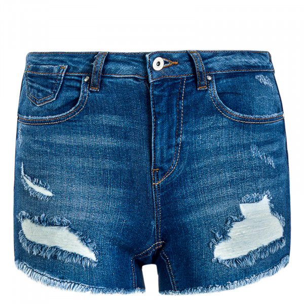 Damen Short Piti Mini Medium Blue