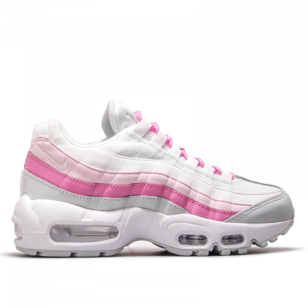 Damen Sneaker Air Max 95 Essential White Pink