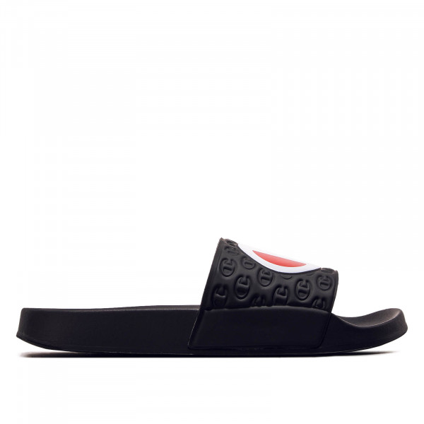 Herren Slide Multi Lido Black