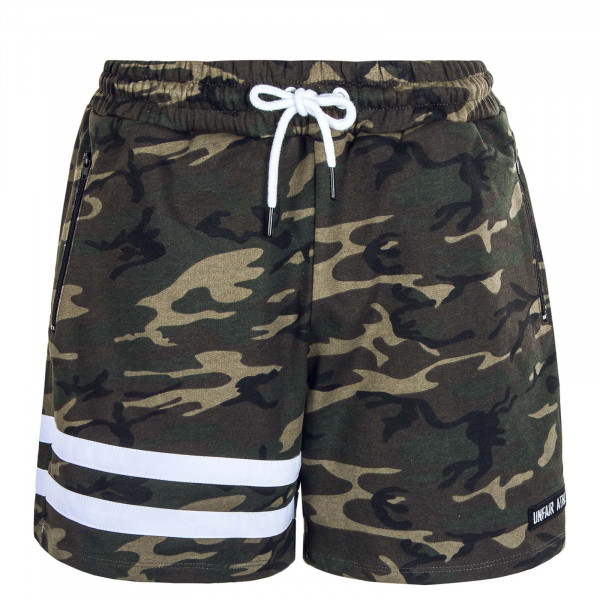 Herren Short Athletic Jungle Camo