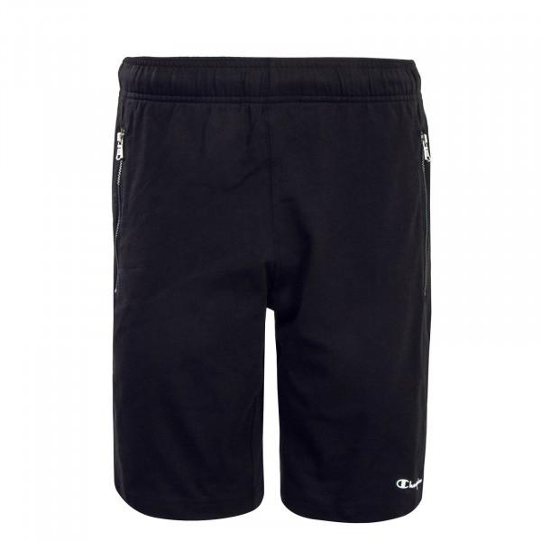 Herren Sweat-Short 213268 Black