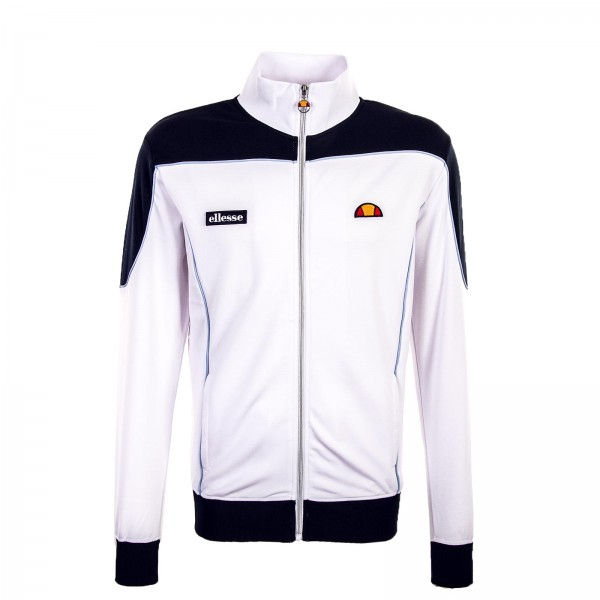 Ellesse Trainingjkt Bordonie White Navy