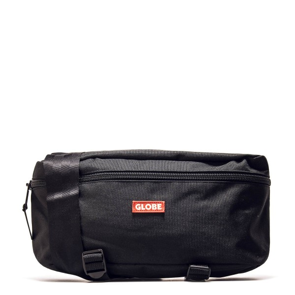 Globe Hip Bag Bar Black