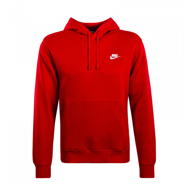 Herren Hoody Club NSW Red White