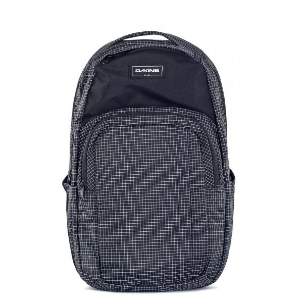 Backpack Campus Black Karo