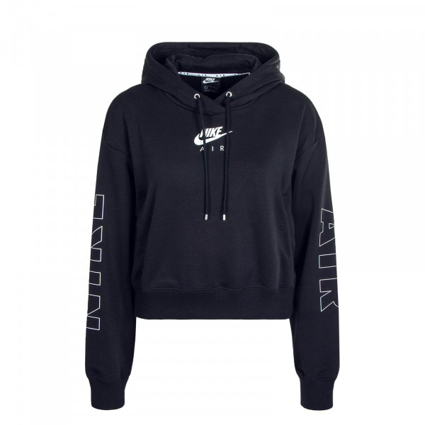Damen Hoody Air FLC 3082 Black