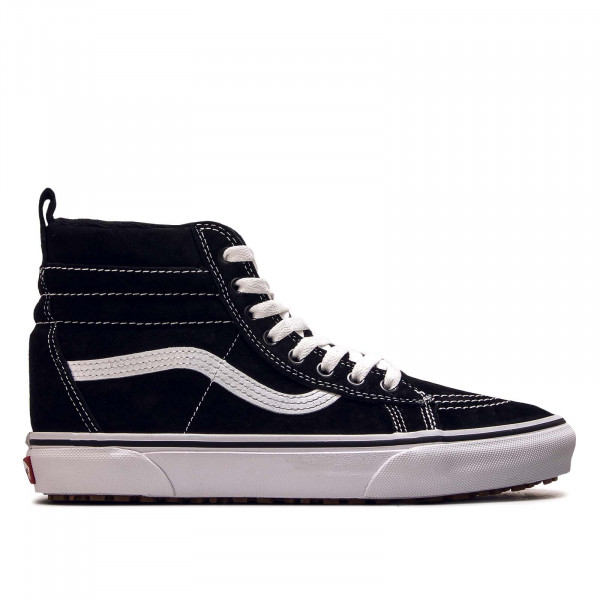 SK8 Hi Mte Black True White