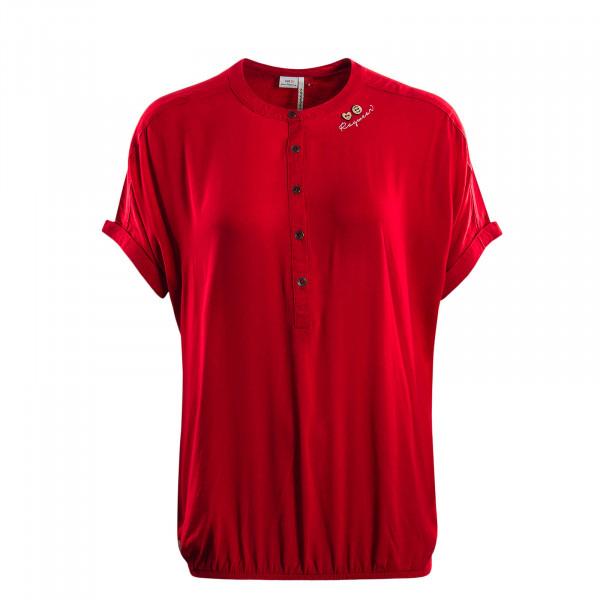 Damen T-Shirt Ricota Red