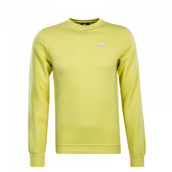 Nike Sweat NSW CRW Yellow